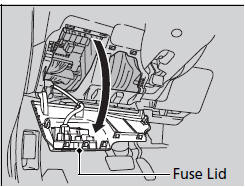Fuse Locations :: Fuses :: Handling the Unexpected