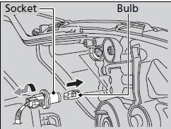 Parking/Side Marker Light Bulbs :: Replacing Light Bulbs