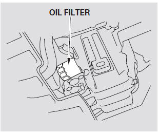 Service manual [2008 Honda Accord Oil Filter Housing