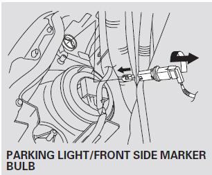 Lights :: Maintenance :: Honda Fit 2001-2008 Owners Manual