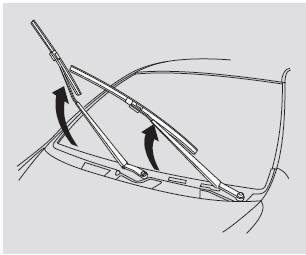 Wiper Blades :: Maintenance :: Honda Fit 2001-2008 Owners