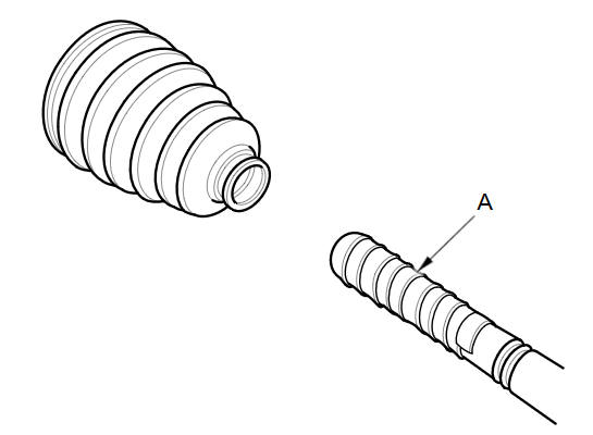 Inboard Joint Side :: Driveshafts :: Driveline