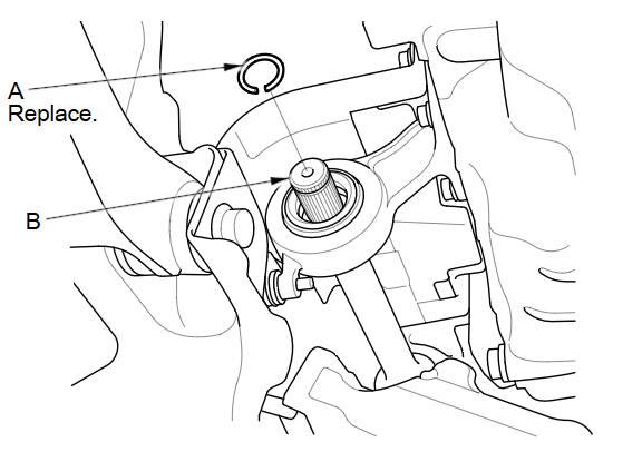 Driveshaft Installatio :: Driveshafts :: Driveline