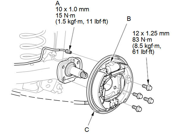 Rear Axle Beam Replacement :: Driveline :: Powertrain