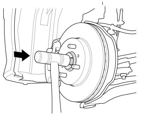 Driveshaft Removal :: Driveshafts :: Driveline