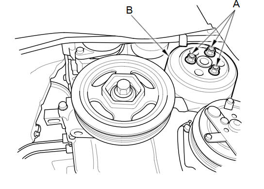 Water Pump Inspection :: Engine Cooling :: Engine