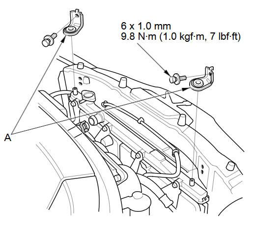 Radiator Replacement :: Radiator :: Engine Cooling