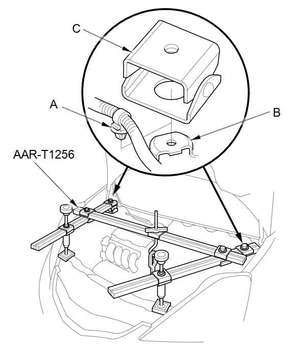 Manual Transmission Removal (M/T) :: Manual
