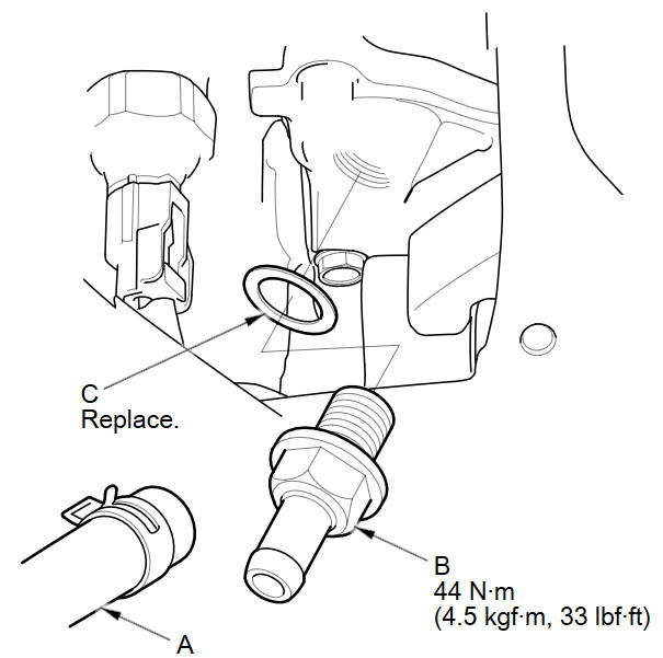 PCV Valve Replacement :: PCV Valve :: Emissions :: Engine