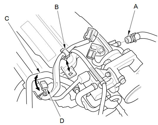 Intake Manifold Chamber Removal and Installation :: Intake