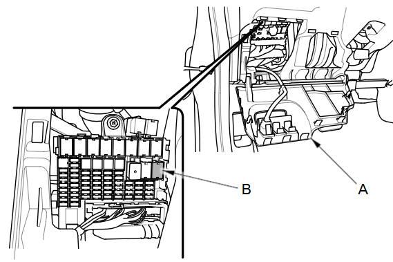 Fuel Pressure Relieving :: Fuel System :: Engine Block
