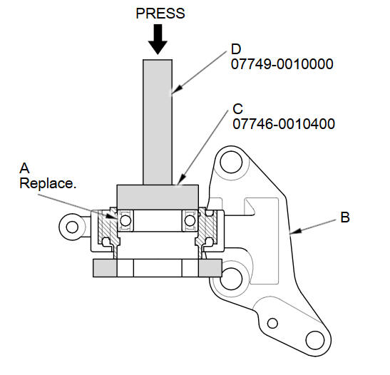 Intermediate Shaft Reassembly (A/T) :: Automatic / General