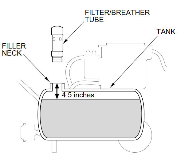 ATF Cooler Cleaning (A/T) :: Transmission Oil Cooler