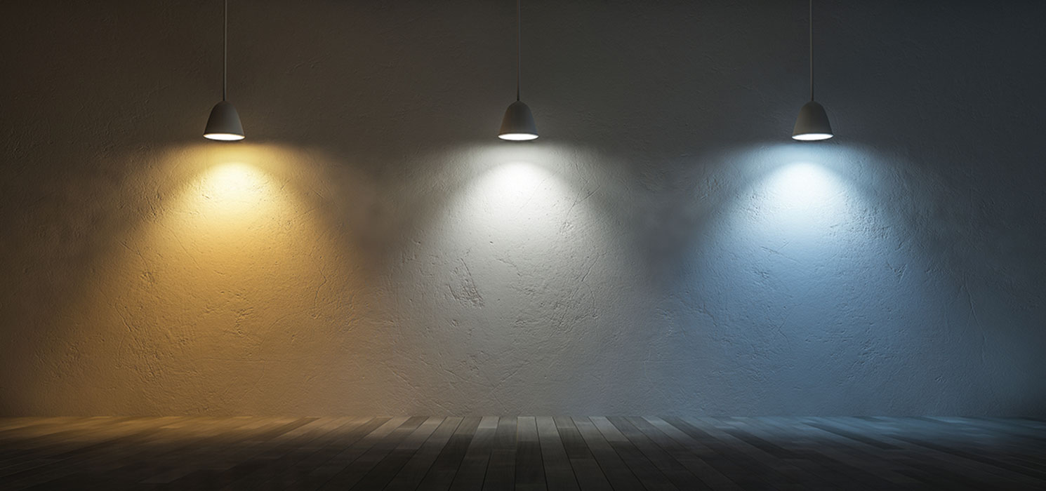 Picture Lights White