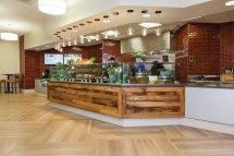 Hospitals Fresh Cafeteria Design Health