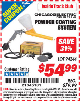 harbor freight tools coupon