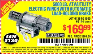 Harbor Freight 12 000 Lb Winch Wiring Diagram | iconfort