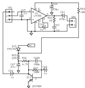 BITX40 – Circuit Description