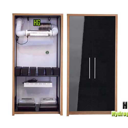 Hydroponic Grow Box Kits