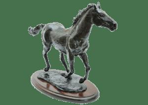 Mustang Statue
