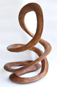 Time Being, bronze