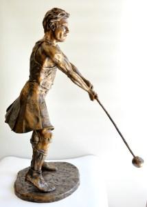 Highland Hammer, bronze