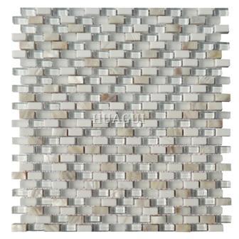 glass mosaic tile huagui mosaic tile