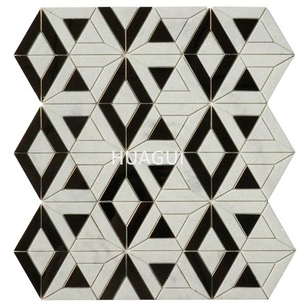 handcrafted tile huagui mosaic tile