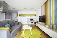 10 Great Small Studio Apartment Interior Design Featured ...