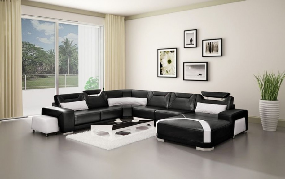 black sofa living room images sectional sofas for sale okc leather sets inspiring ideas hgnv and white in creamy color theme