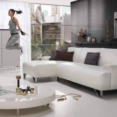 White Sofa Living Room Decor Paint Colors With Dark Trim 25 Latest Set Designs For Furniture Ideas Hgnv Com 15 Awesome Your Space