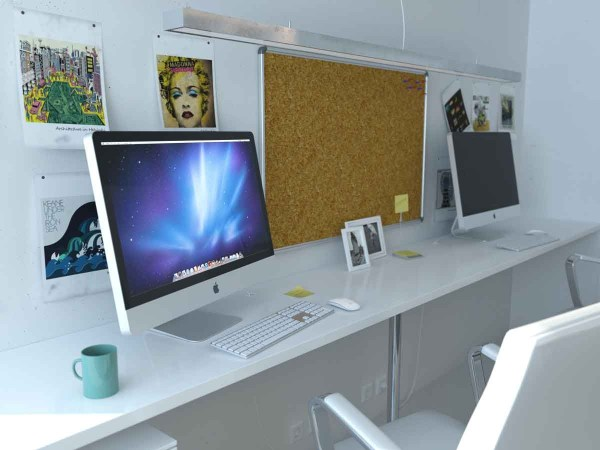 Home Office Ideas Small Spaces Work