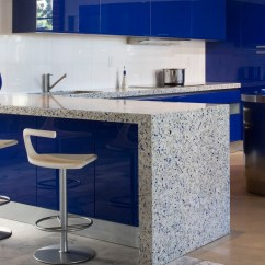 Blue Kitchen Countertops Womens Shoes 7 Most Popular Types Of Materials