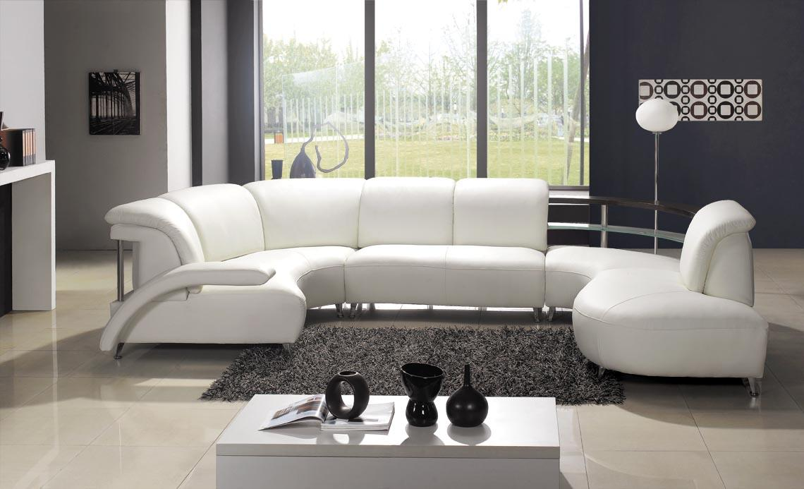contemporary white leather living room chairs indian pictures 2 25 latest sofa set designs for furniture ideas hgnv com view in gallery modern small spaces
