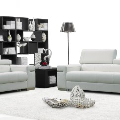 Gray Modern Sofa Set Recovering A Superb Design Of The White Rugs And Wall Added With