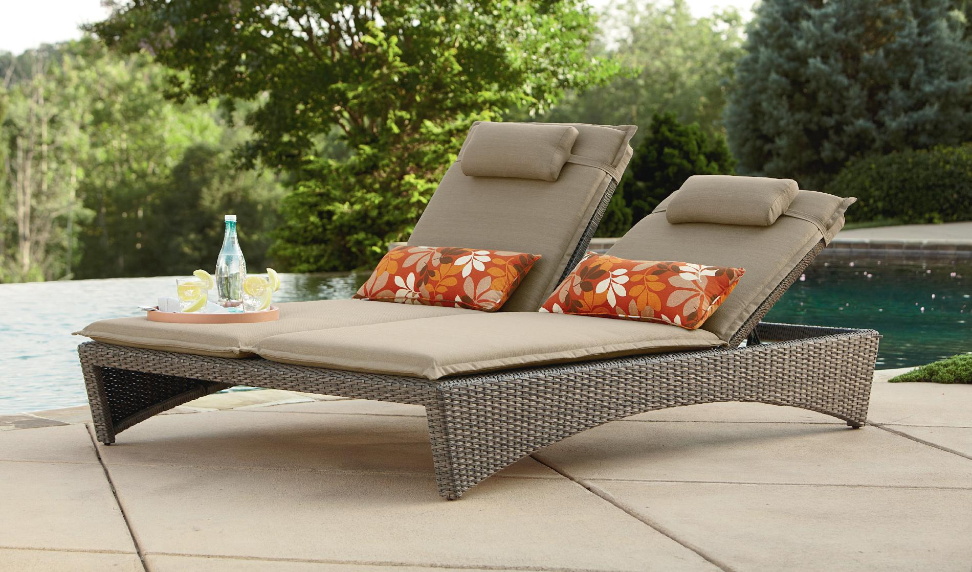 outdoor pool lounge chairs upside down chair patio chaise as the must have furniture in your