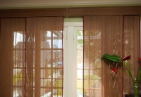 Vertical Blinds For Sliding Glass Doors : Window Treatment