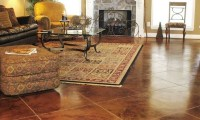 Stained Concrete Floors For Different Home Flooring Ideas ...