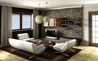 16 Modern Living Room Furniture Ideas & Design