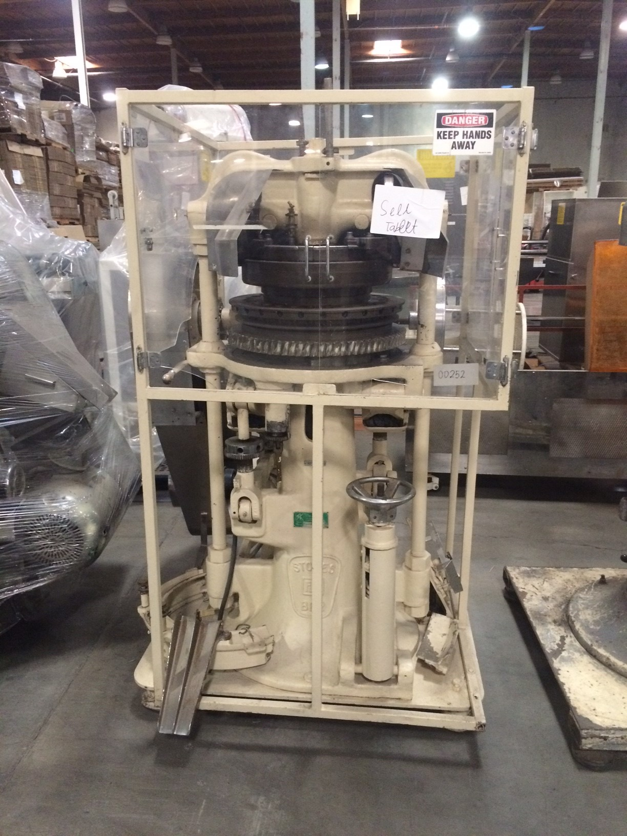 Robinson Pharma Inc  Liquidation Auction  Equipment