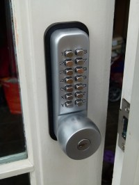 Decorating  Combination Door Lock