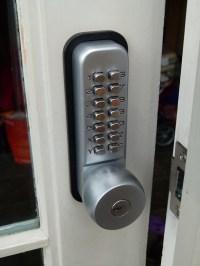 Decorating  Combination Door Lock
