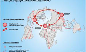 L'archipel mégalopolitain mondial