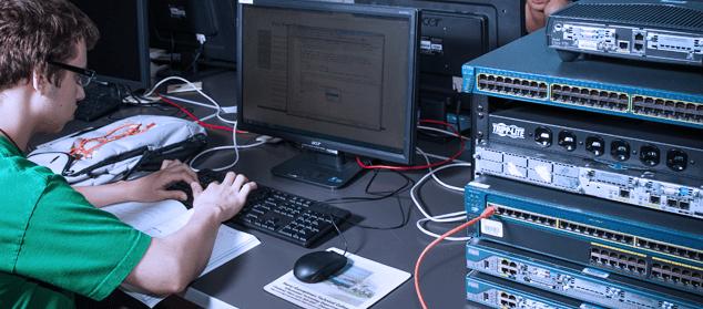 computer network engineers