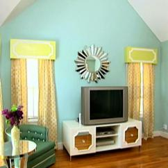 Hollywood Regency Living Room Decorating Ideas Lime Green Design On A Dime Hgtv