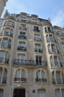 Immeubles Rue Agar Archives - Hector Guimard