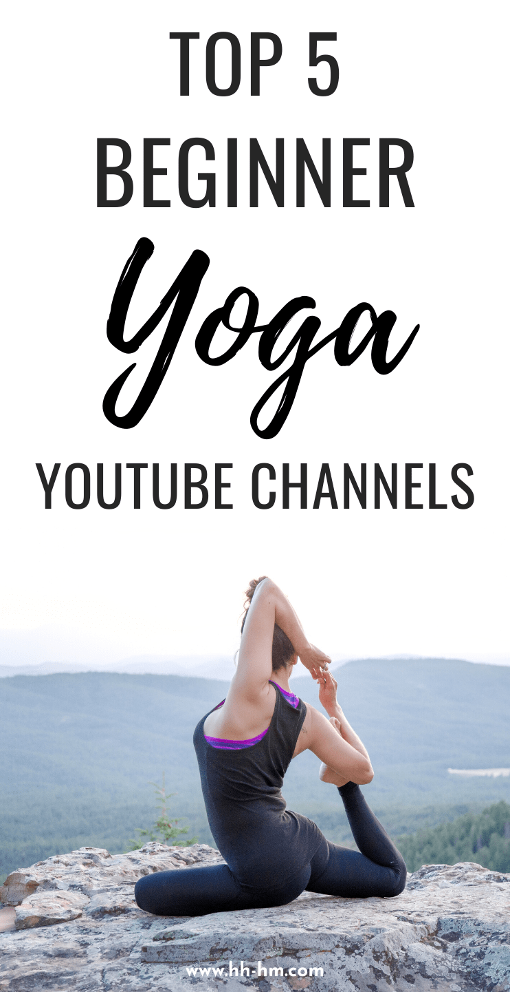Yoga for beginners: The best yoga youtube channels for beginners and yoga videos for flexibility, weight loss, strength and much more! These yoga routines will help you start your own yoga practice at home.