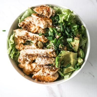 Healthy Keto Chicken Salad