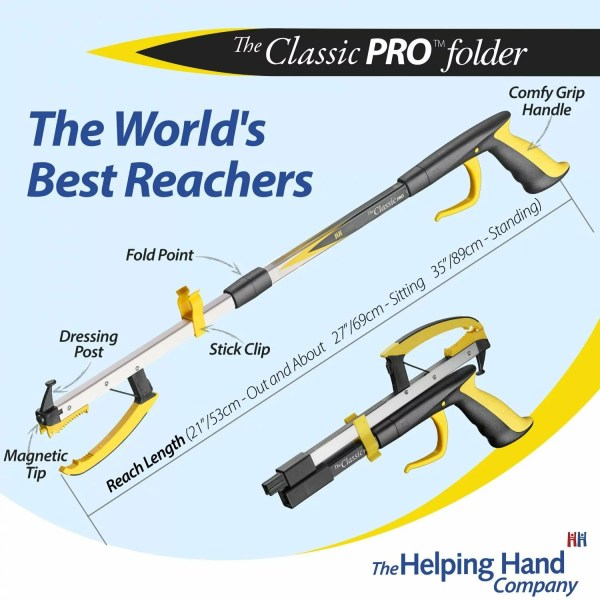 Classic Pro folder features