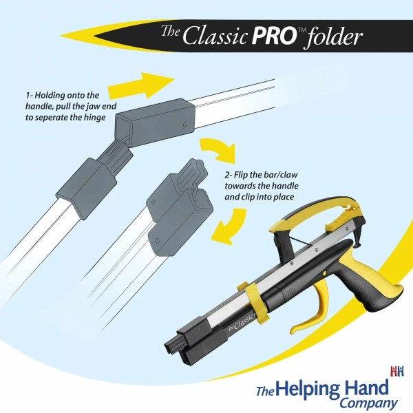 Classic Pro Folder instructions how to fold